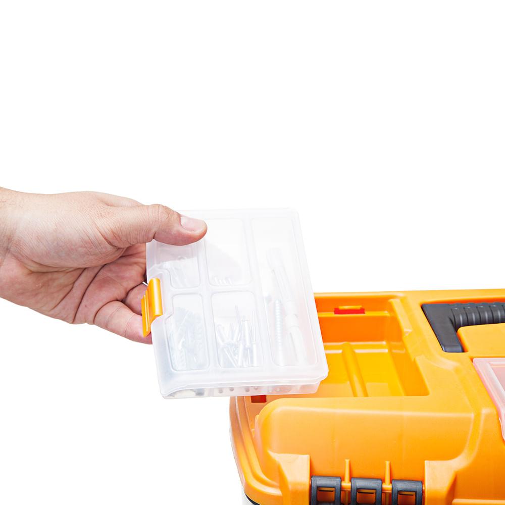 Caixa Plástica para Ferramentas Modelo BLO17