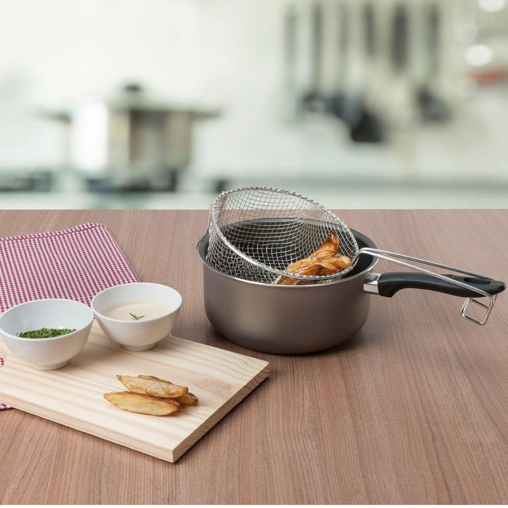 Fritadeira 20cm Chilli Brinox
