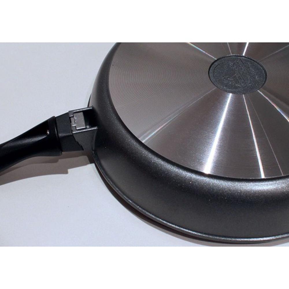 Frigideira Antiaderente 24 cm Kitchen Pro