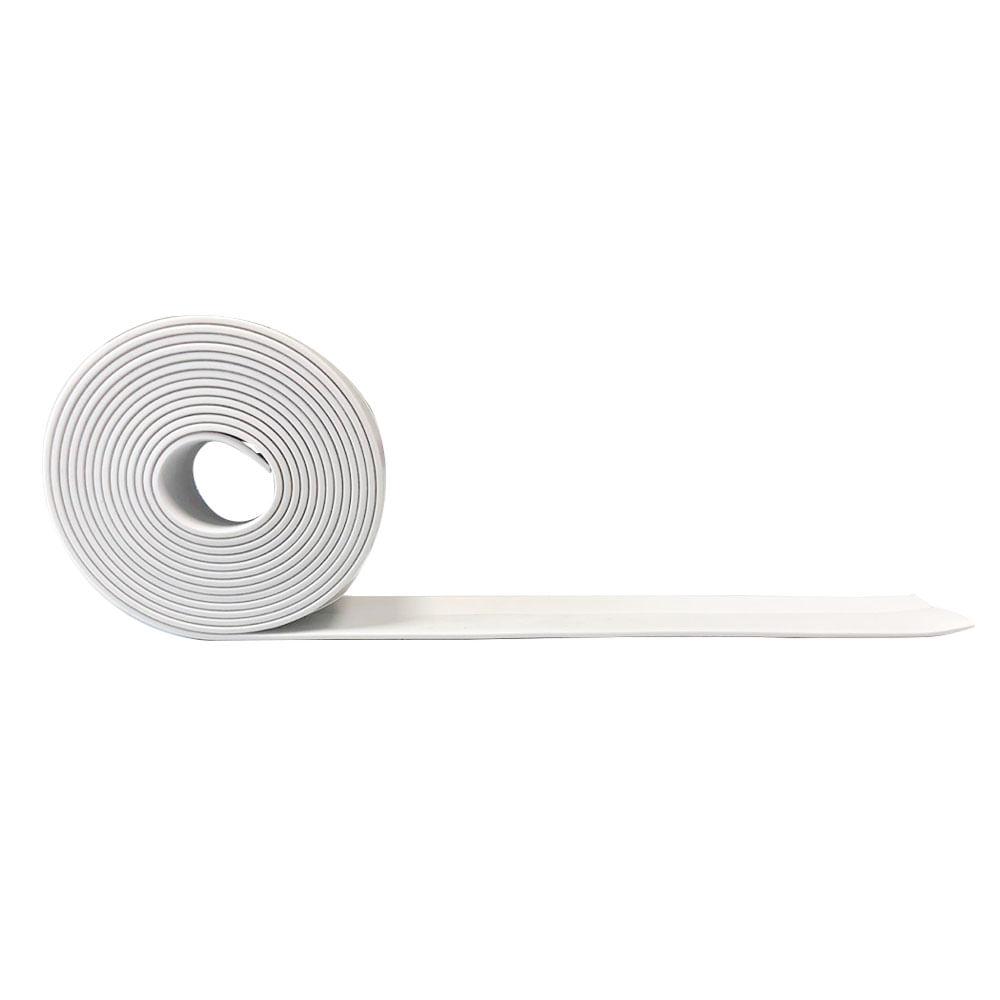 Veda Porta Flexível  Branco 2 metros Stamaco Home