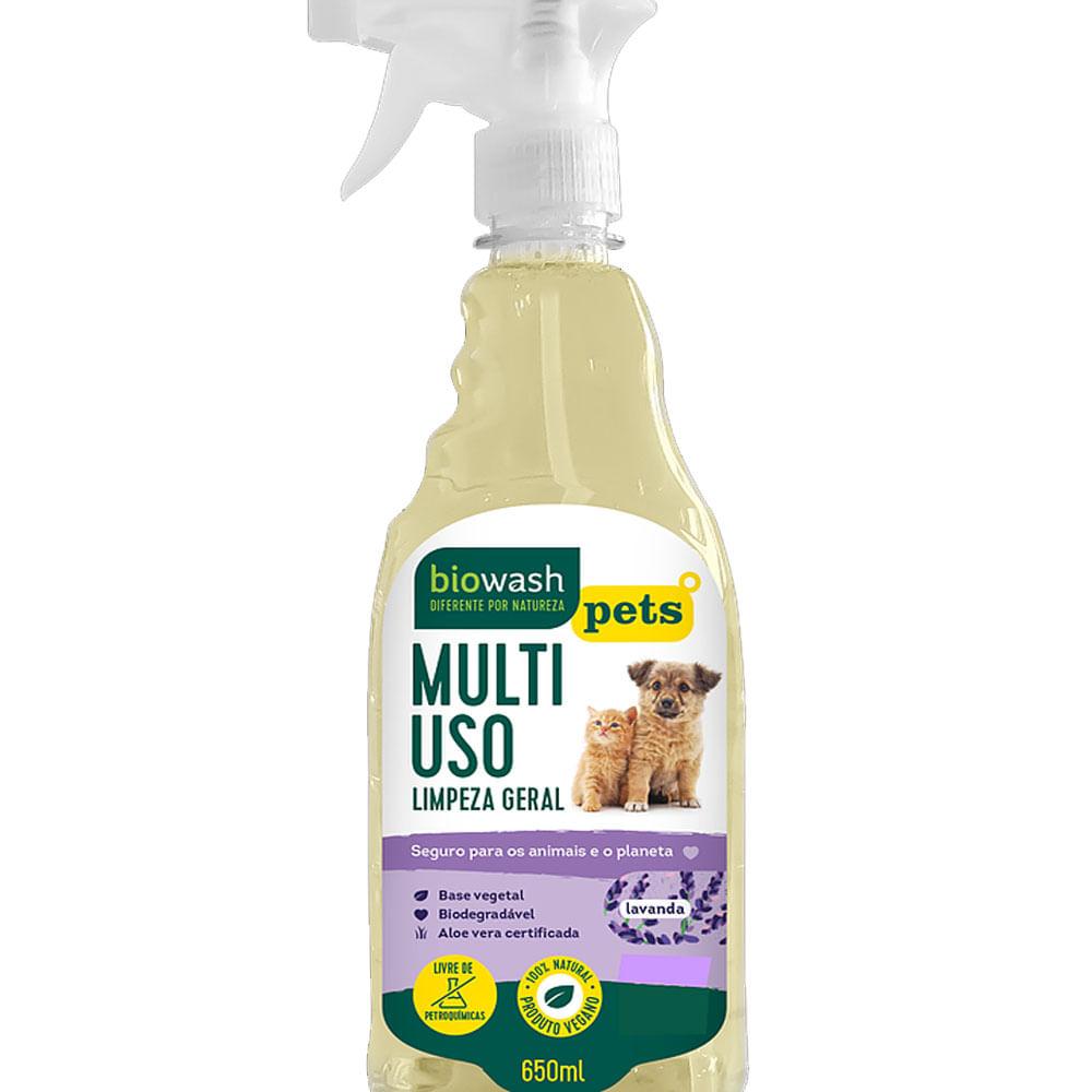 Multiuso PET Lavanda Biowash 650ml
