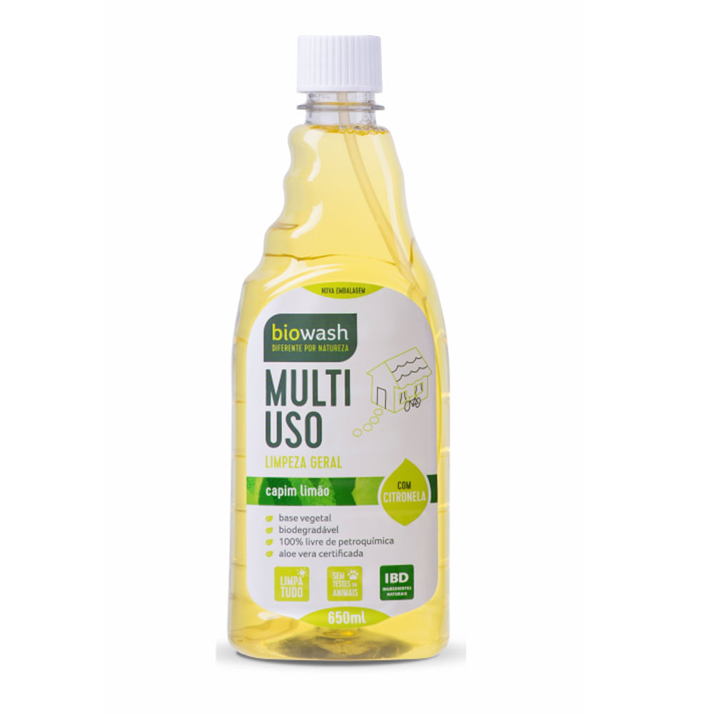 Multiuso Biowash Refil 650ml