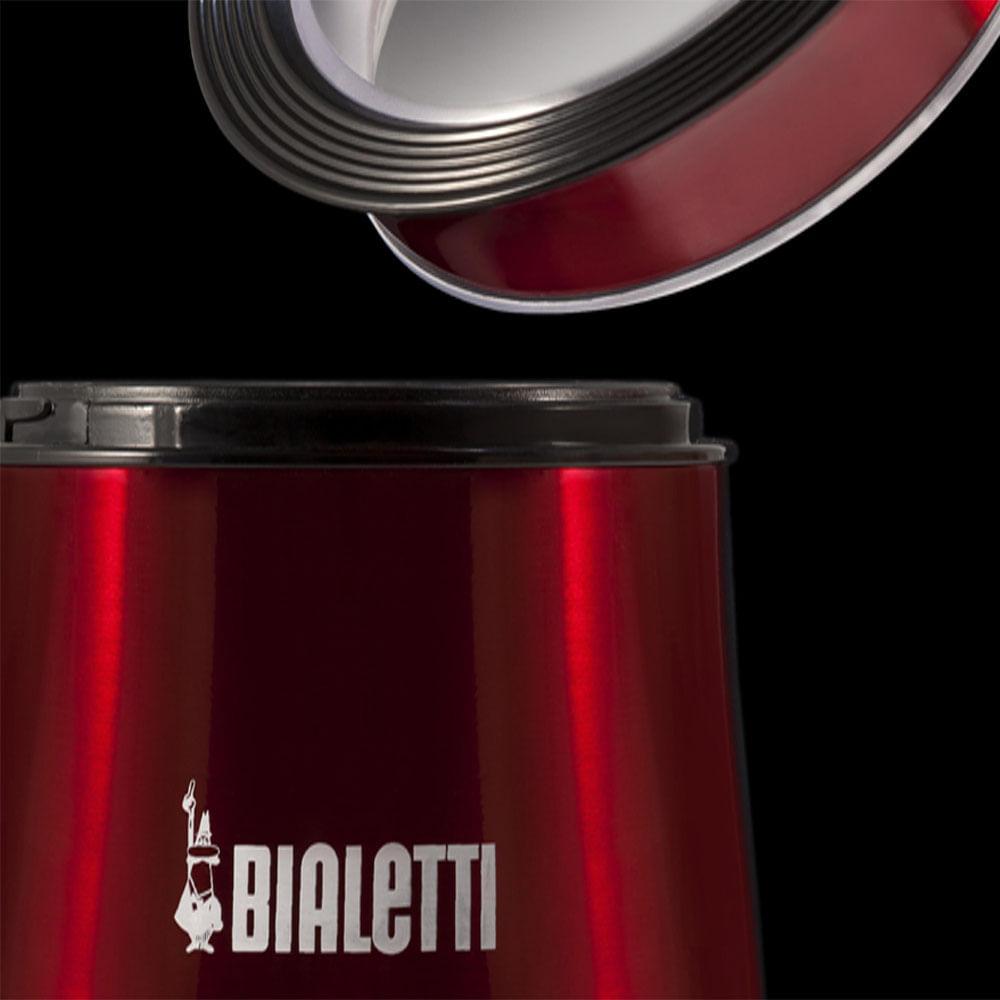 Moedor de Café Elétrico Eletricity Bialetti 220V