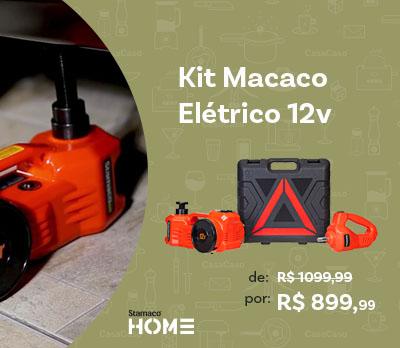 Kit Macaco Eletrico