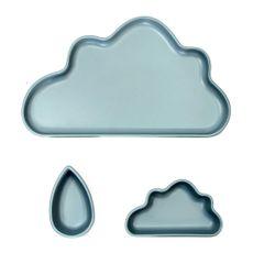 Prato-Infantil-Nuvem-Azul