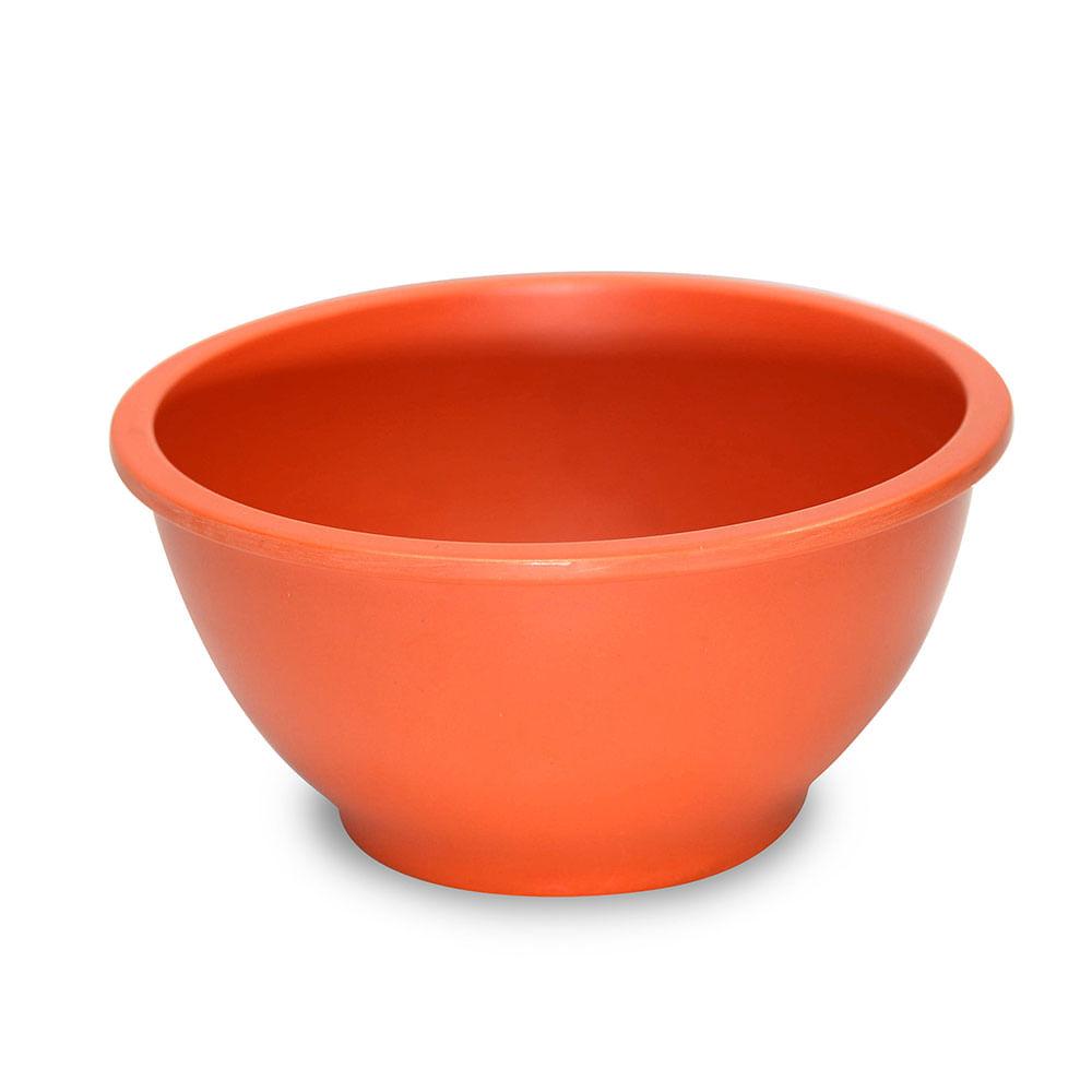 Bowl Eco Friendly 15,5 cm Laranja Planck