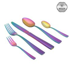 Faqueiro-Wolff-30-Pecas-Pisa-Rainbow-Colorido