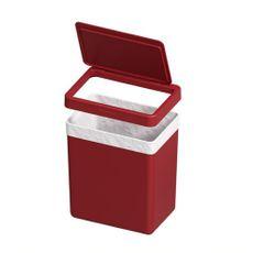 Lixeira-Single-Coza-Vermelho-CasaCaso