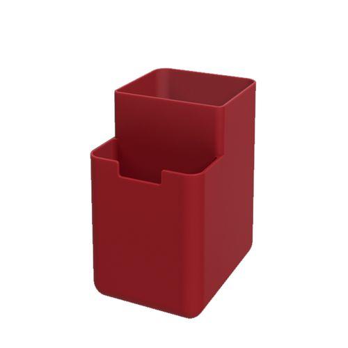 Organizador-de-Talheres-Coza-Vermelho-CasaCaso