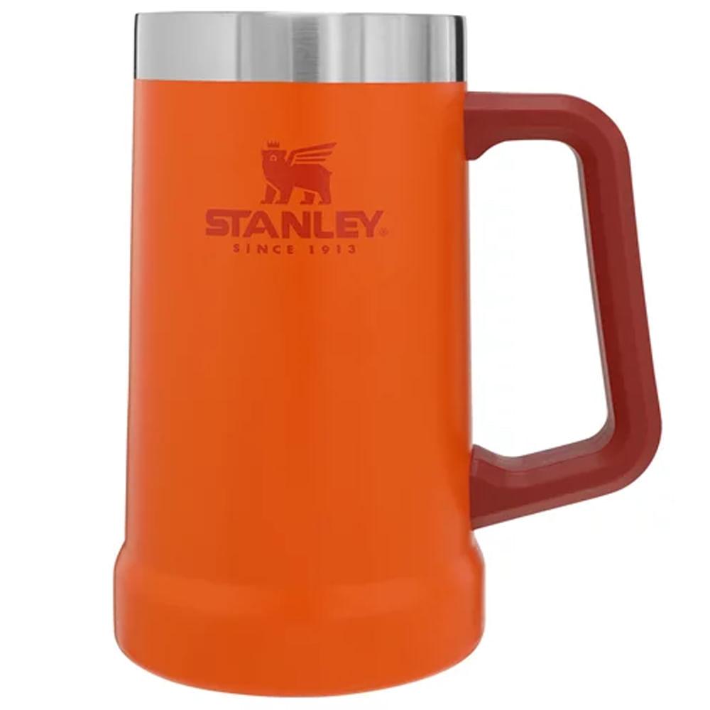 Caneca Térmica de Cerveja 709 ml Stanley Orange