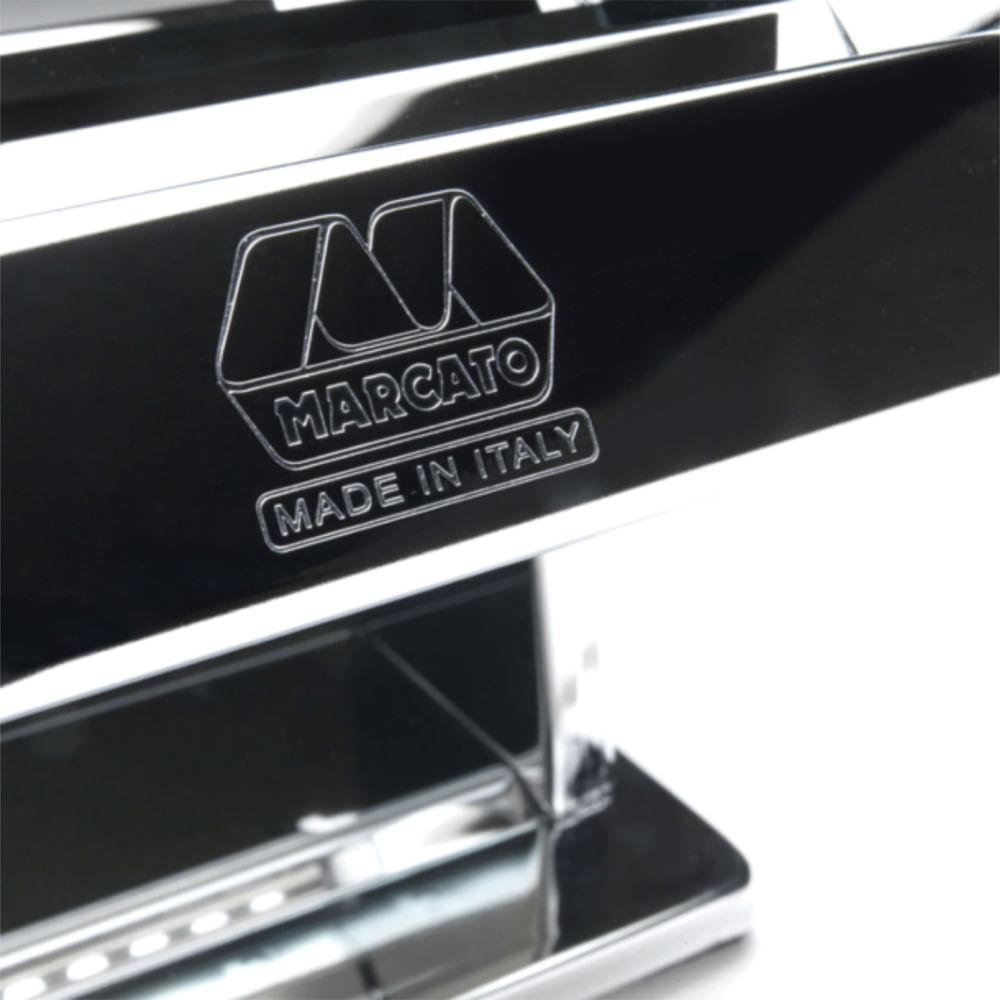 Máquina de Macarrão Atlas 150 Classic Marcato 3 Tipos de Massas