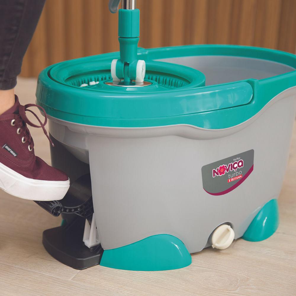 Mop Twister Turbo Noviça Bettanin 17 L