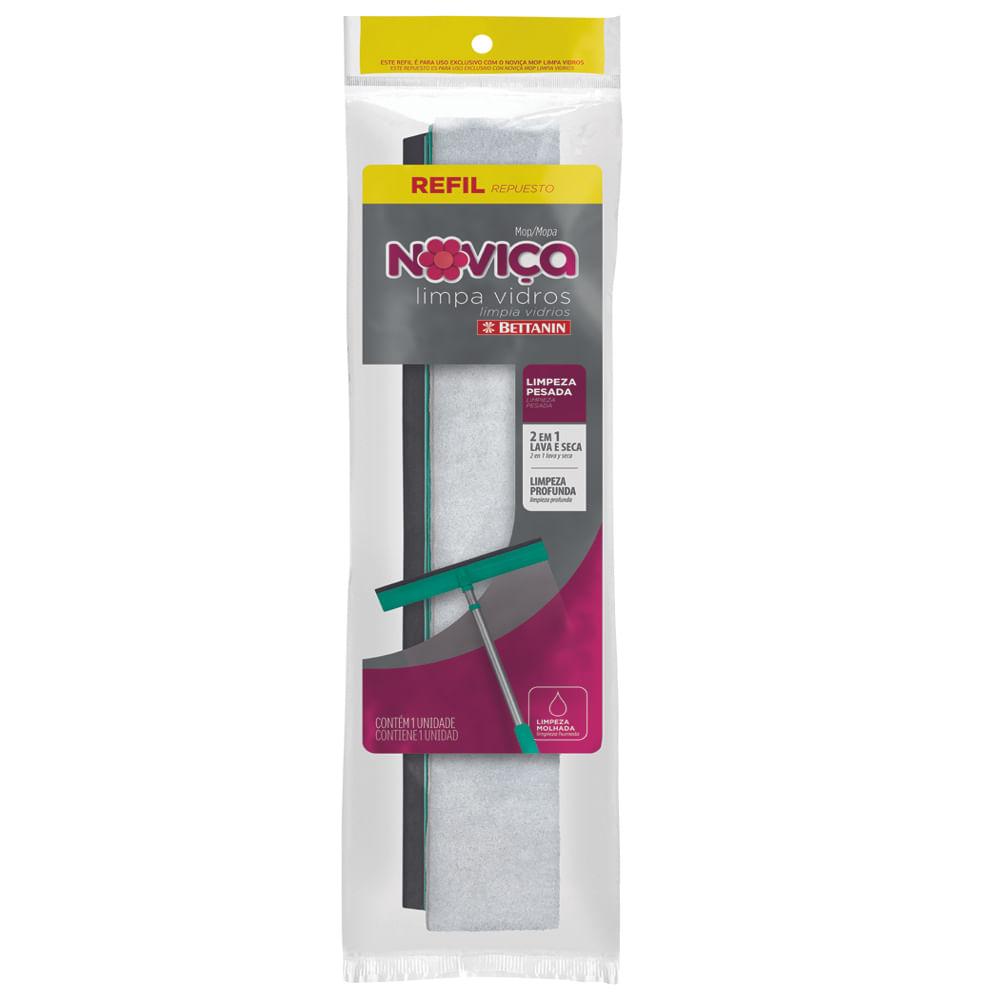 Refil para Mop Limpa Vidros Noviça Bettanin