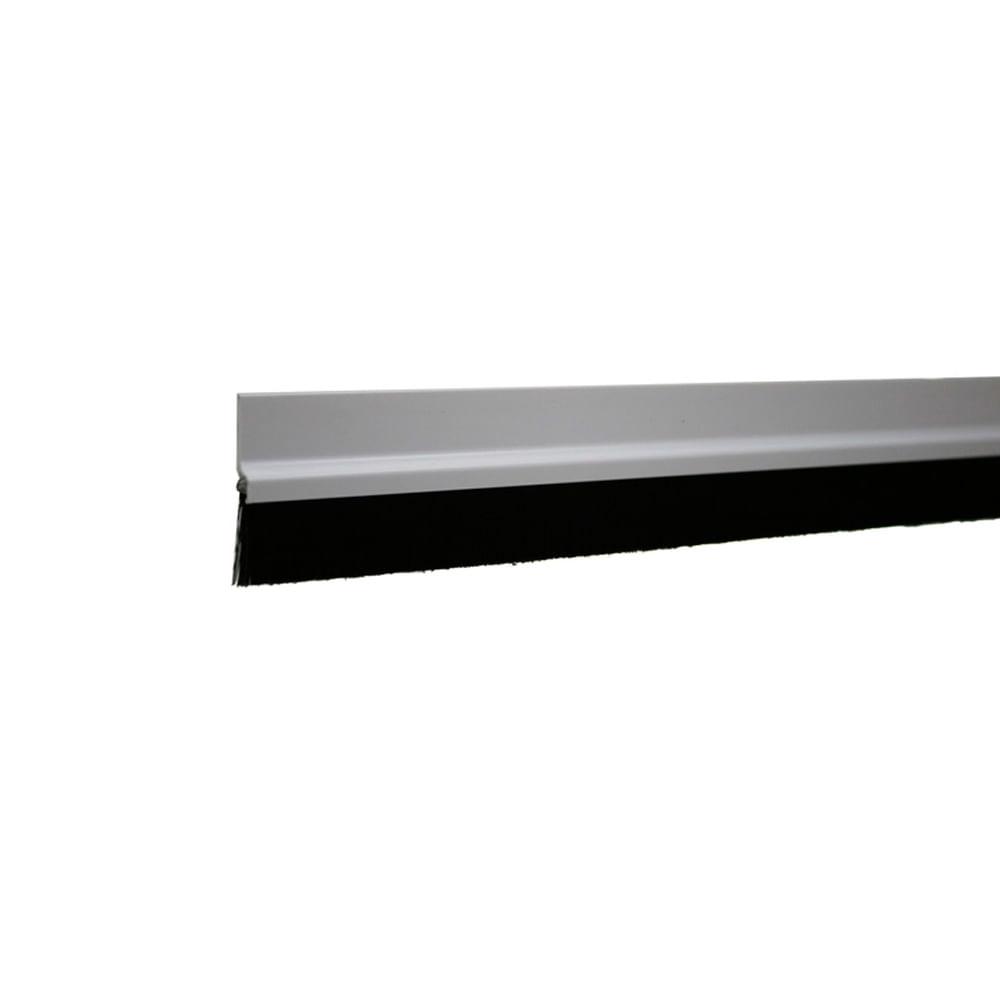 Veda Porta Adesivo - Escova 80cm Branco CasaCaso