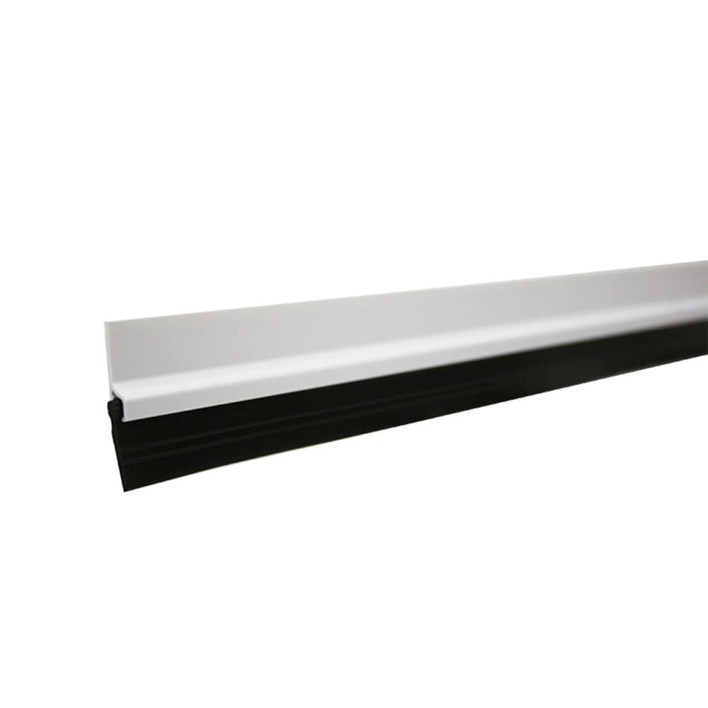 Veda Porta Adesivo - Rodo 100cm Branco CasaCaso