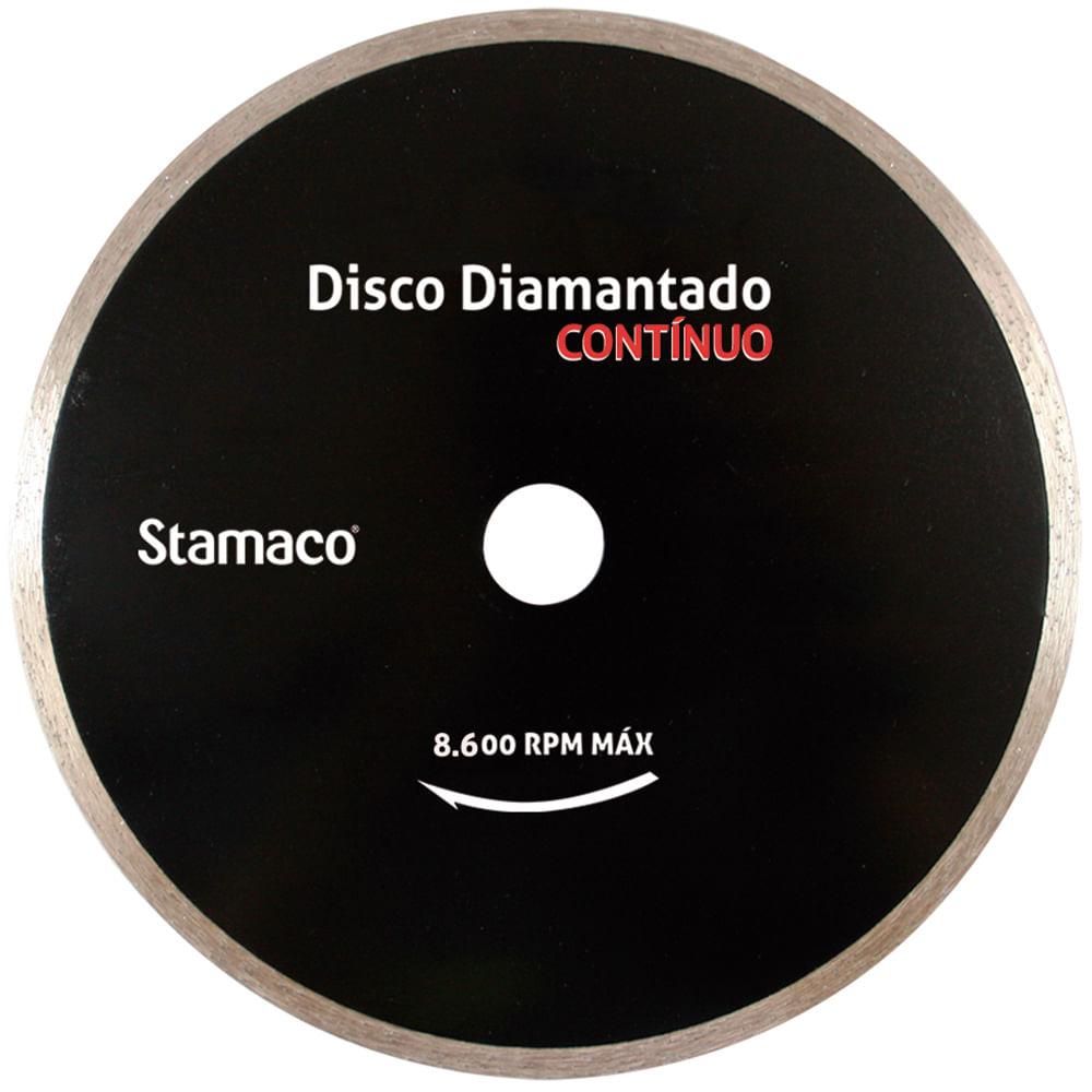 Disco Diamantado Stamaco Contínuo 180mm