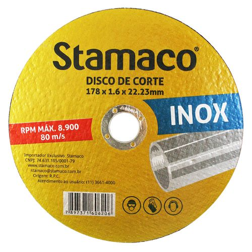 6206-Disco-de-Corte-Inox-178mm