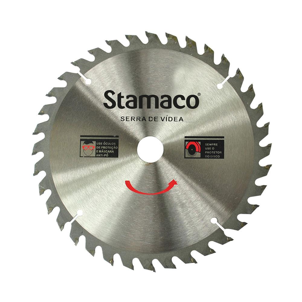 Disco De Serra De Vídea 180mm - 48 Dts Stamaco