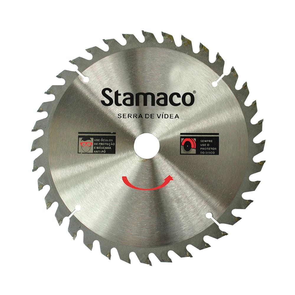 Disco De Serra De Vídea 200mm - 48 Dts Stamaco