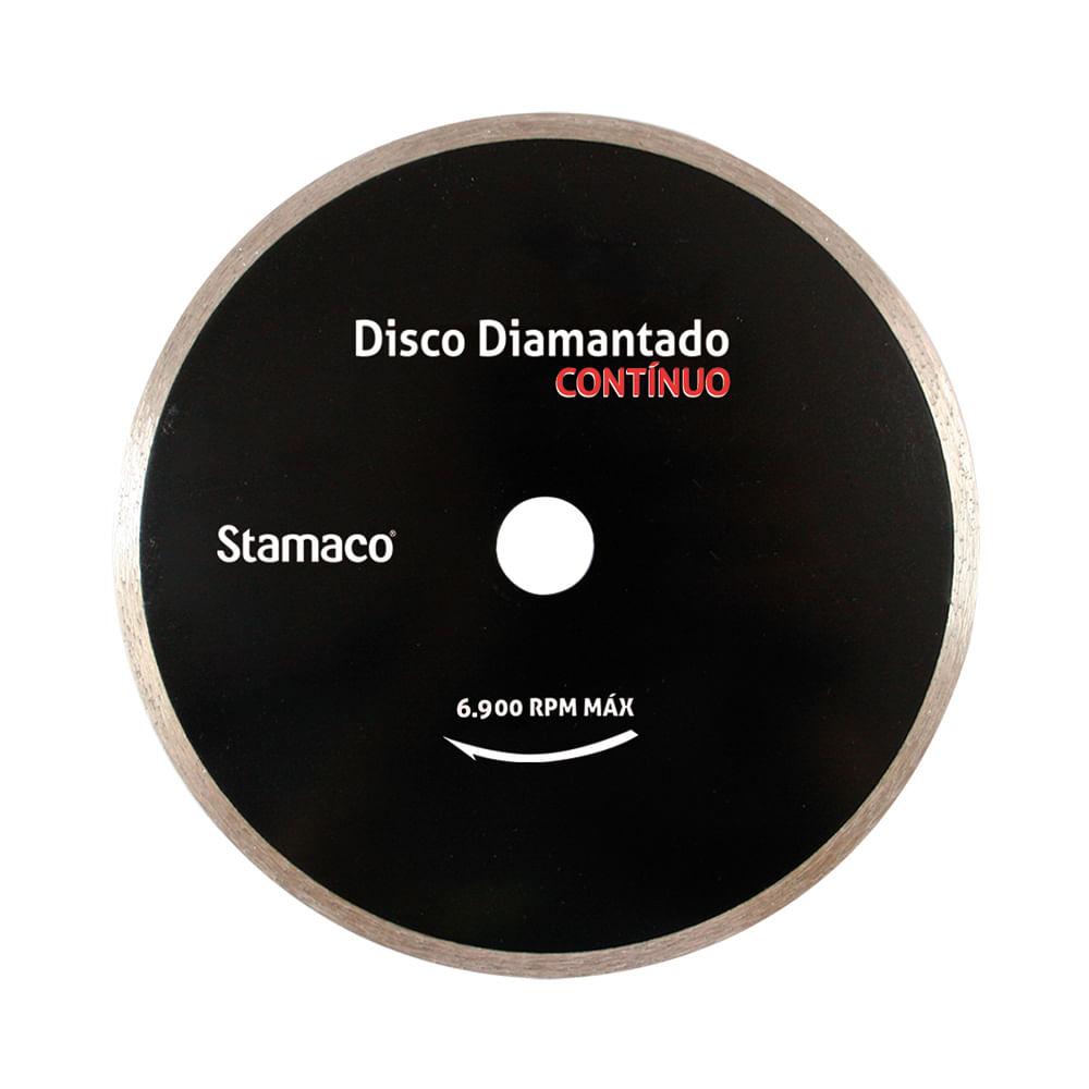 Disco Diamantado Stamaco Contínuo 230mm