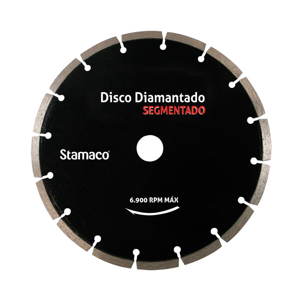 Disco Diamantado Stamaco Segmentado 230mm