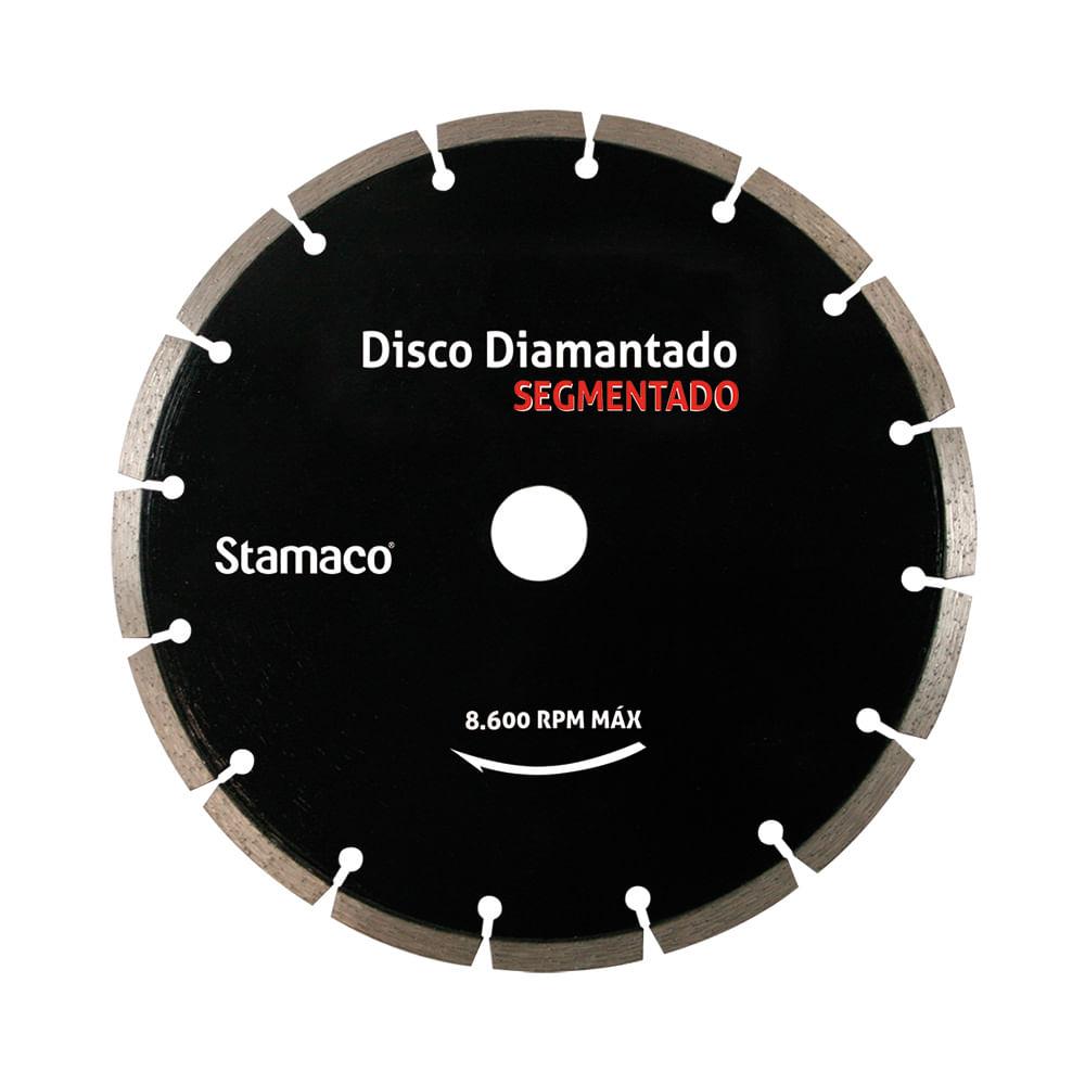 Disco Diamantado Stamaco Segmentado 180mm