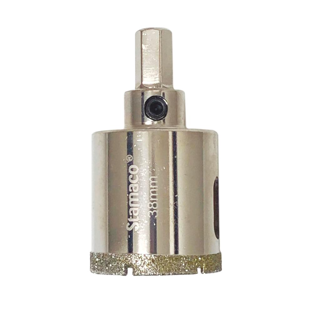 Serra Copo Diamantada 38mm Stamaco