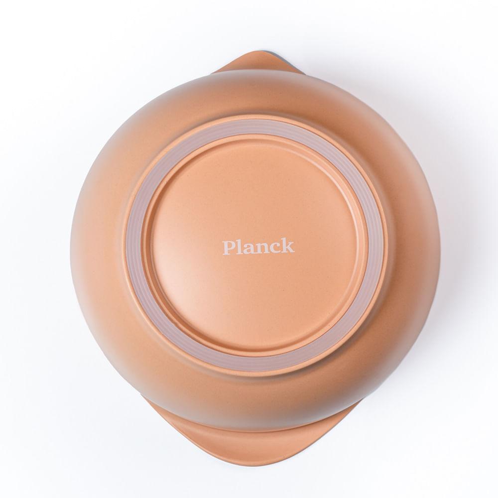 Saladeira 27,6 cm Ocre Planck