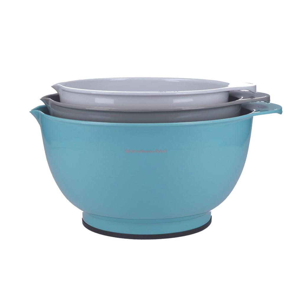 Conjunto de 3 Bowls KitchenAid