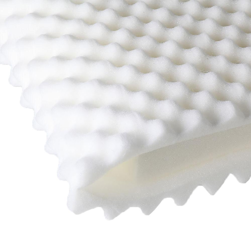 Travesseiro Pare Suporte Firme Fibrasca – Para Fronhas 50x70 cm
