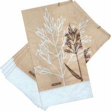 Guardanapo-Decorado-ramos-e-folhas-marrom