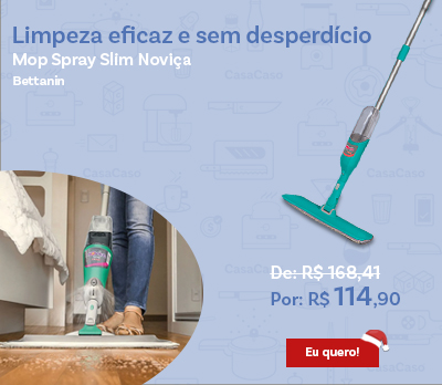 Mop Spray Slim Noviça Bettanin