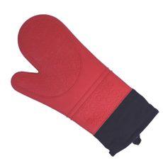 Luva-de-Silicone-Vermelha