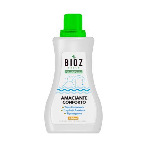 Amaciante-Conforto-450ml-BiozGreen
