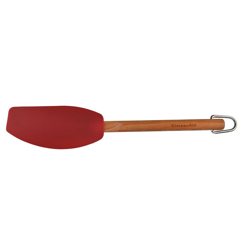 Espátula Mista KitchenAid Vermelha