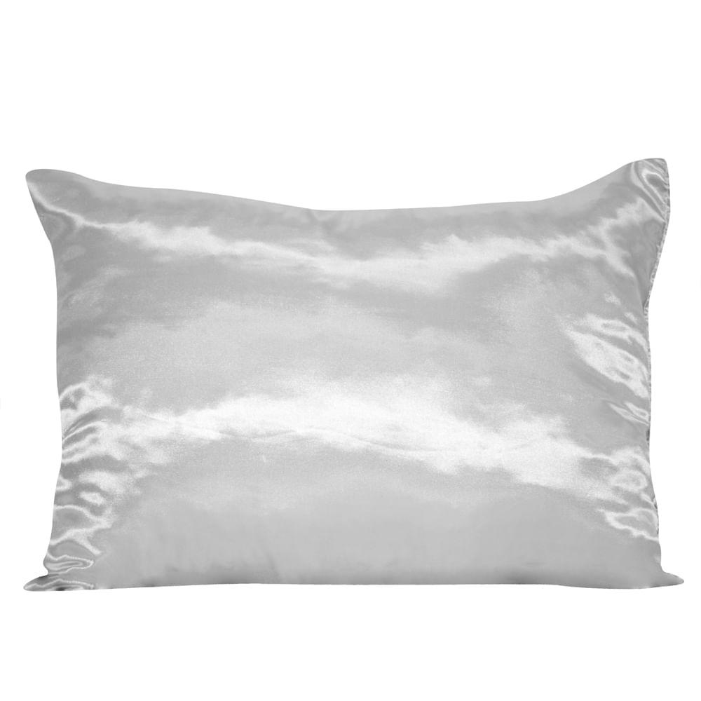 Travesseiro Saúde e Conforto Íons de Prata Fibrasca - Para Fronhas 50x70cm