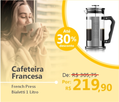 Cafeteira Francesa French - Mobile