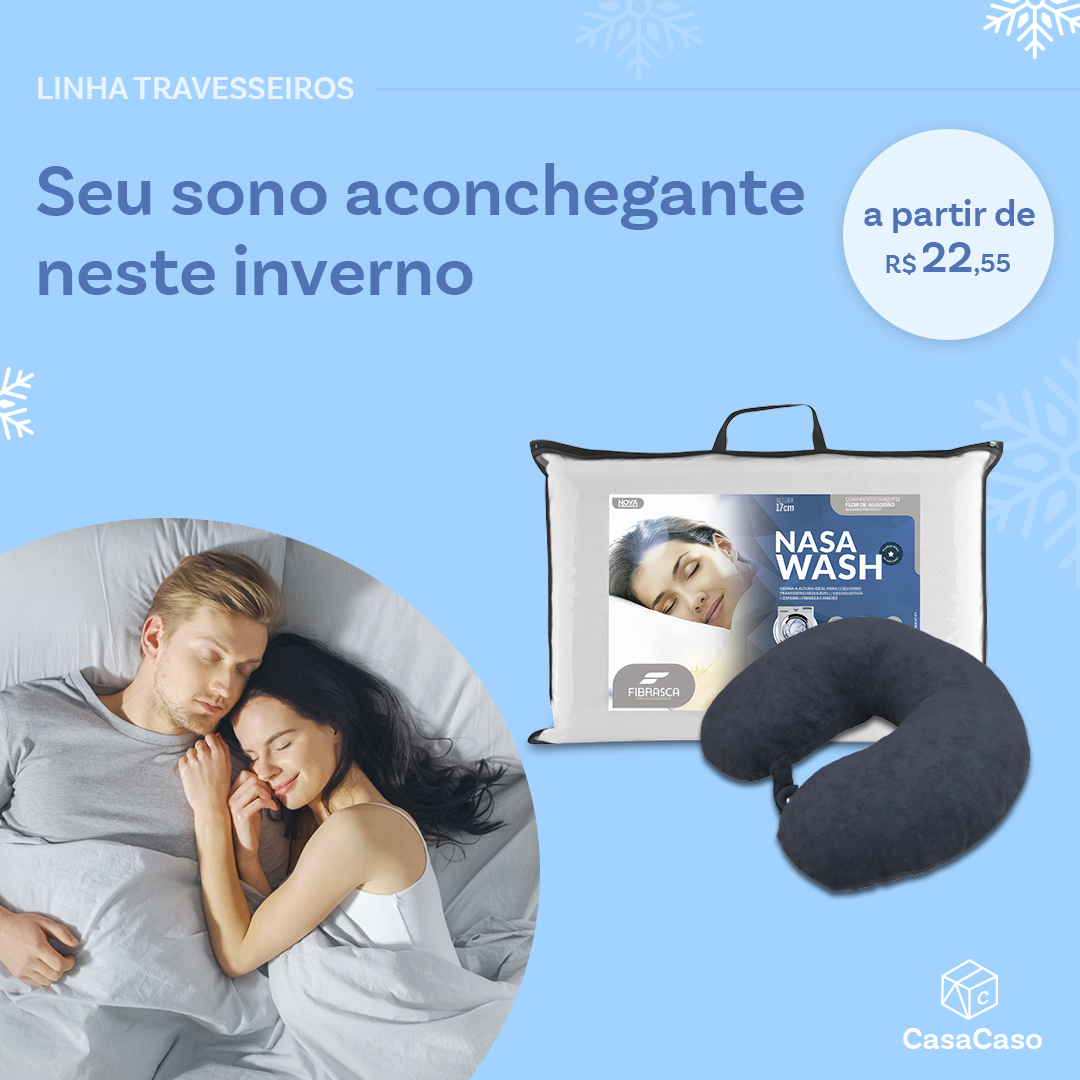Inverno Travesseiros - Mobile