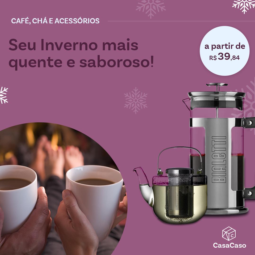 Inverno Café e Chá - Mobile