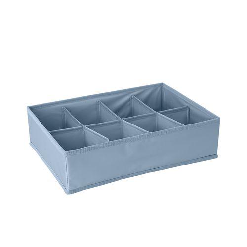 Organizador-Dobravel-8-Azul-OIKOS