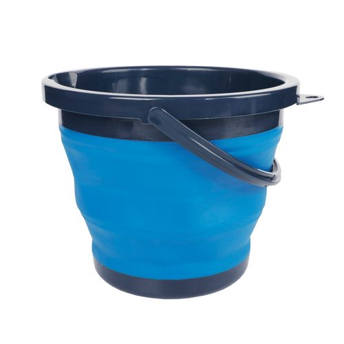 Balde-Retratil-5L-Azul-OIKOS-0