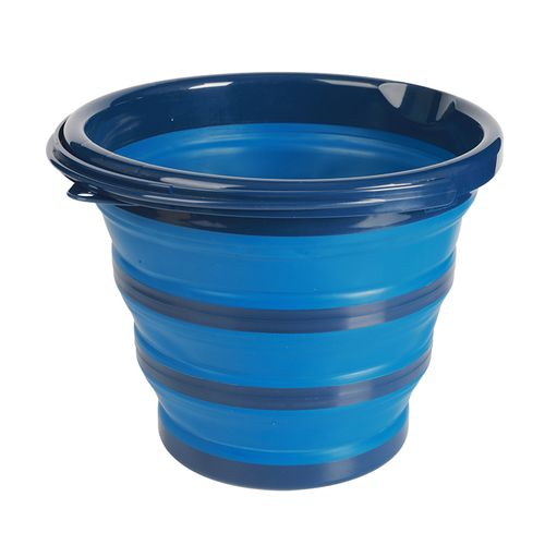Balde-Retratil-10L-Azul-OIKOS-1