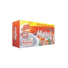 PASTILHA-ADESIVA-HIGISOL-TANGERINA-3X9G